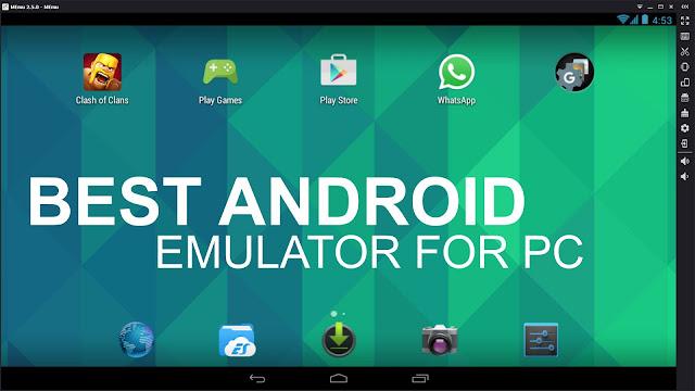 Sentral It: 4 Emulator Android Untuk Pc Paling Ringan