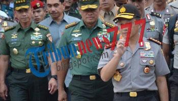 Polri dan TNI Pastikan Demo 2 Desember Akan Tetap Aman Terkendali