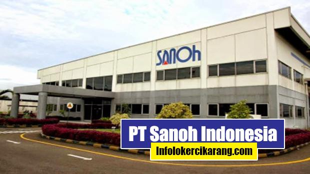 Lowongan Kerja PT. Sanoh Indonesia Hyundai Cikarang