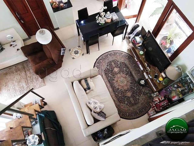 Rumah dalam Perum Ayodya Citra I