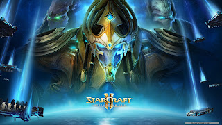 Starcraft 2 Top HD Wallpaper 2560x1440