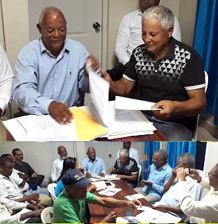 El Consejo de Organizaciones Para el Desarrollo de Azua (CODESA) y El Centro de Fomento de Iniciativas Autogestionarias Solidarias CEFISA, firman un acuerdo de desarrollo institucional