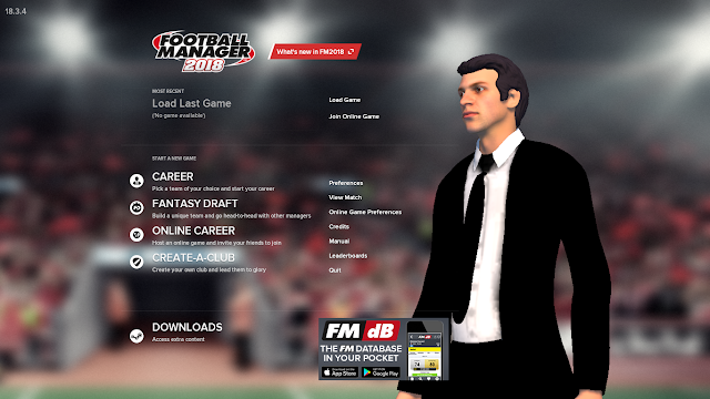 Download Football Manager 2018 Repack CorePack