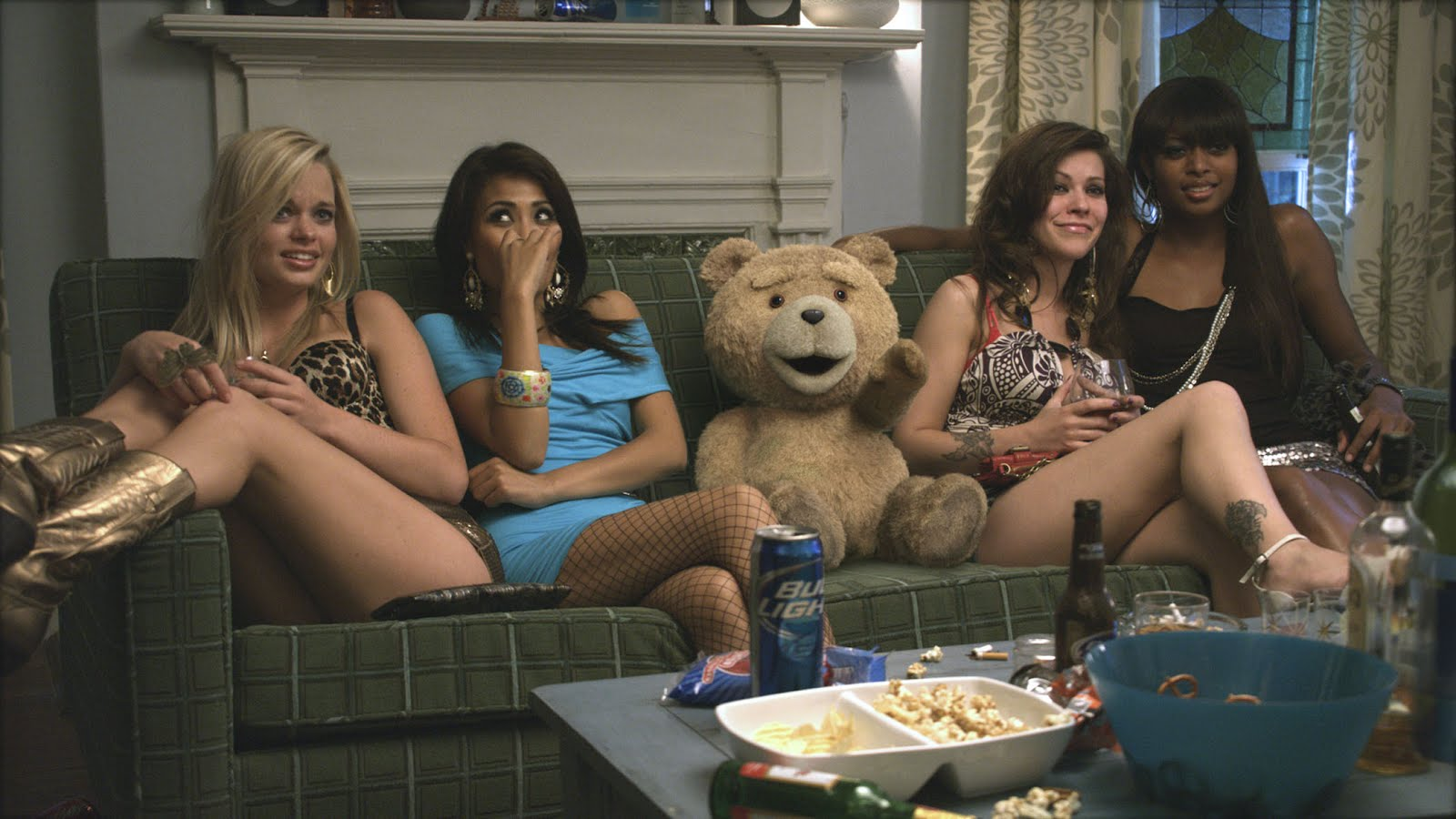 Ted film Seth MacFarlanes Ted   Double Bs Full ish Review