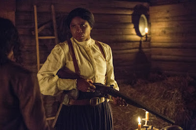 Aisha Hinds in Underground Season 2 (1)