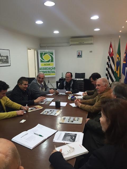 Associações comerciais do Vale e Litoral Sul  lutam por desenvolvimento integrado
