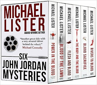 Six John Jordan Mysteries - Box Set of award-winning mysteries by Michael Lister