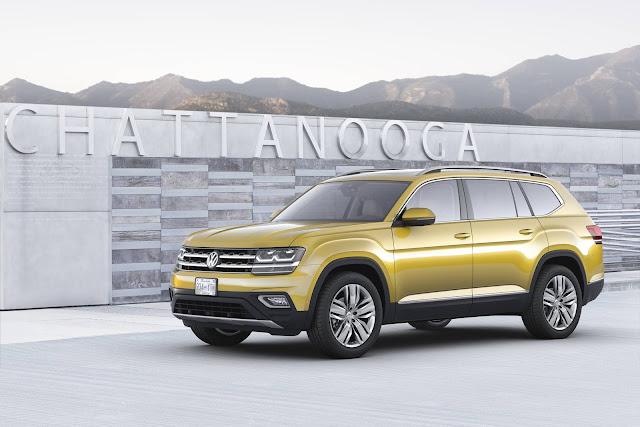 Volkswagen Atlas - SUV