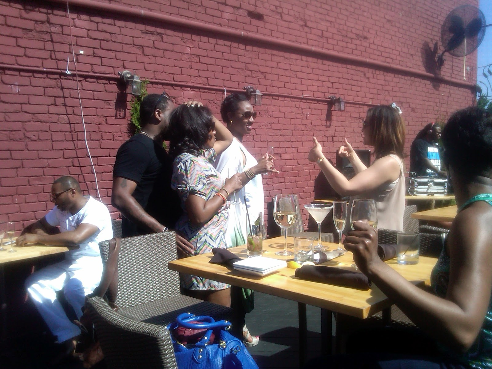 Lounge Around Atlanta Fm2 S First Day Party Cafe Circa