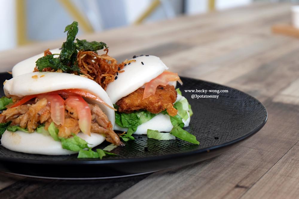 Ziffy cafe sunway nexis kota damansara cafe food with for Food bar kota damansara