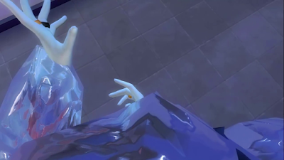 sims 4 frozen first person