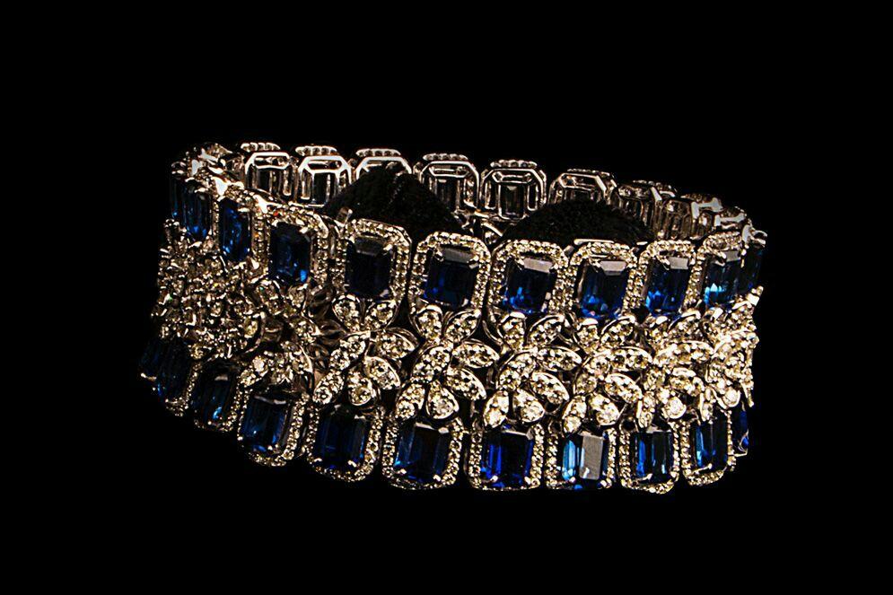 Broad bracelet designs - Latest Jewellery Design for Women   Men ...
