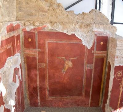 Πομπηία: Το κτίριο των μονομάχων άνοιξε ξανά, 8 χρόνια μετά την κατάρρευσή του