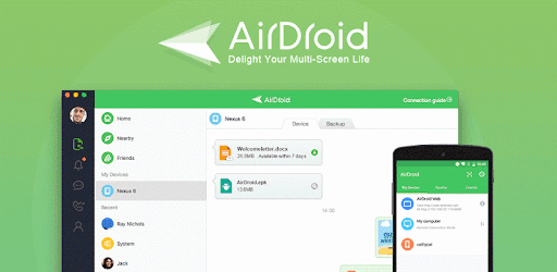 10 Useful Apps that Everyone Should have in their phone/Airdroid
