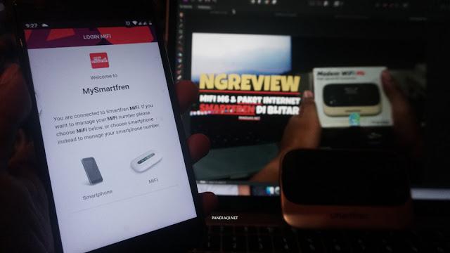 login mifi lewat aplikasi mysmartfren