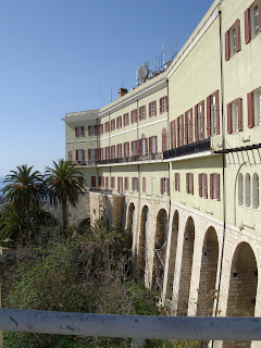 The Palazzo Viceregio is a former royal palace