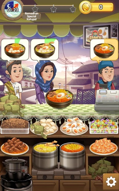 Warung Chain: Go Food Express Apk