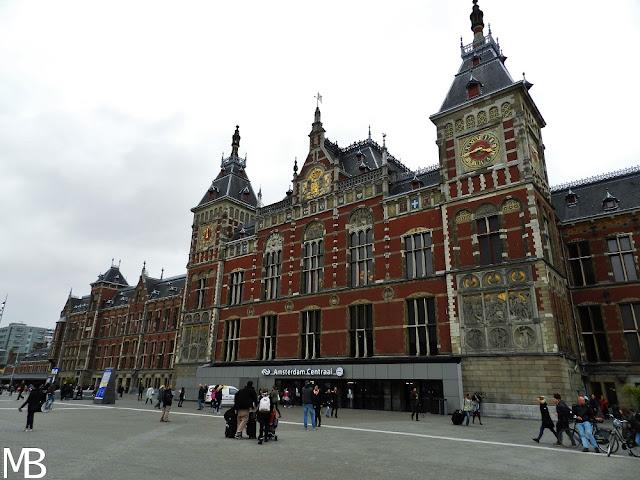 stazione amsterdam central