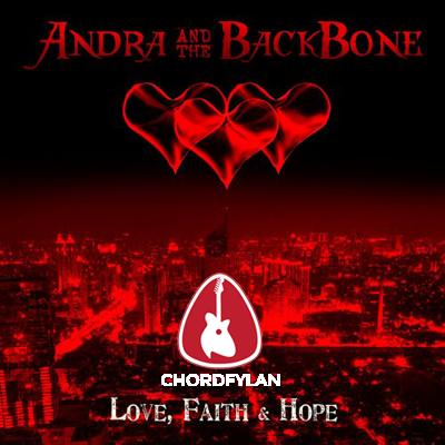 Lirik dan chord Seperti Hidup Kembali - Andra & The Backbone