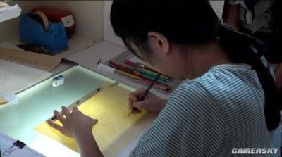 cara animator membuat anime