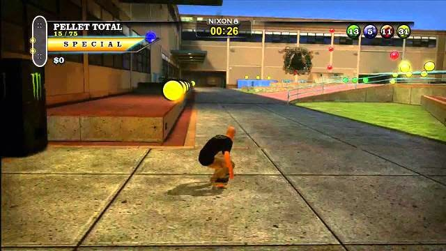 Tony Hawk's Pro Skater HD PC Games Gameplay