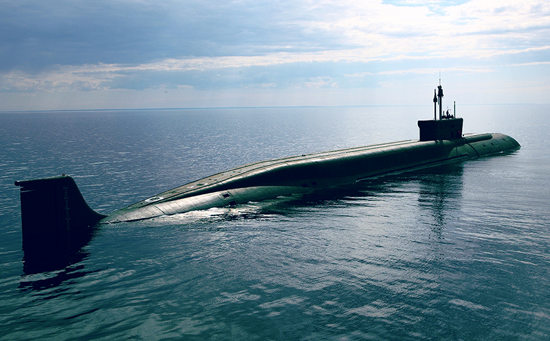 Top 10 Largest Submarines in The World