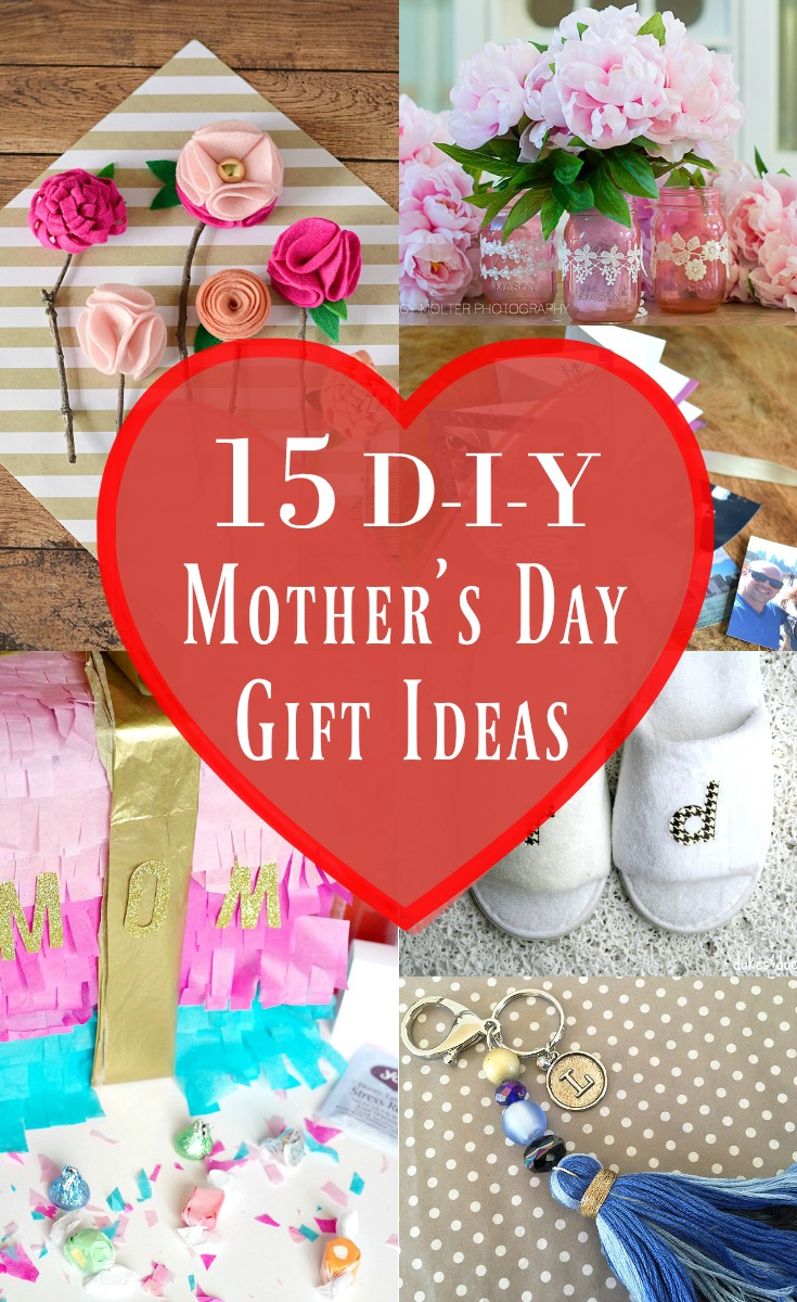 Style Decor More 15 Do It Yourself Gift Ideas For Mother S Day