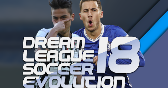 تحميل لعبة dream leaguesoccer 2018