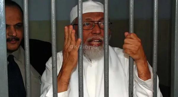 Idap Kelainan Pembuluh Darah, Ustadz Abu Bakar Baasyir Dirujuk ke RSCM