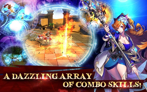 Sword of Chaos Android Games Apk