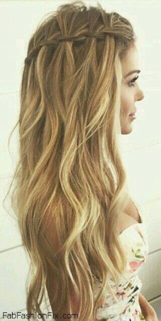 se coiffer en 5 minutes cheveux long