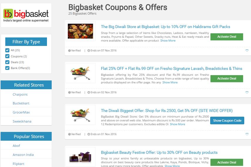 CouponsInd Review: Best Deals, Discounts & Coupon Codes Website ...