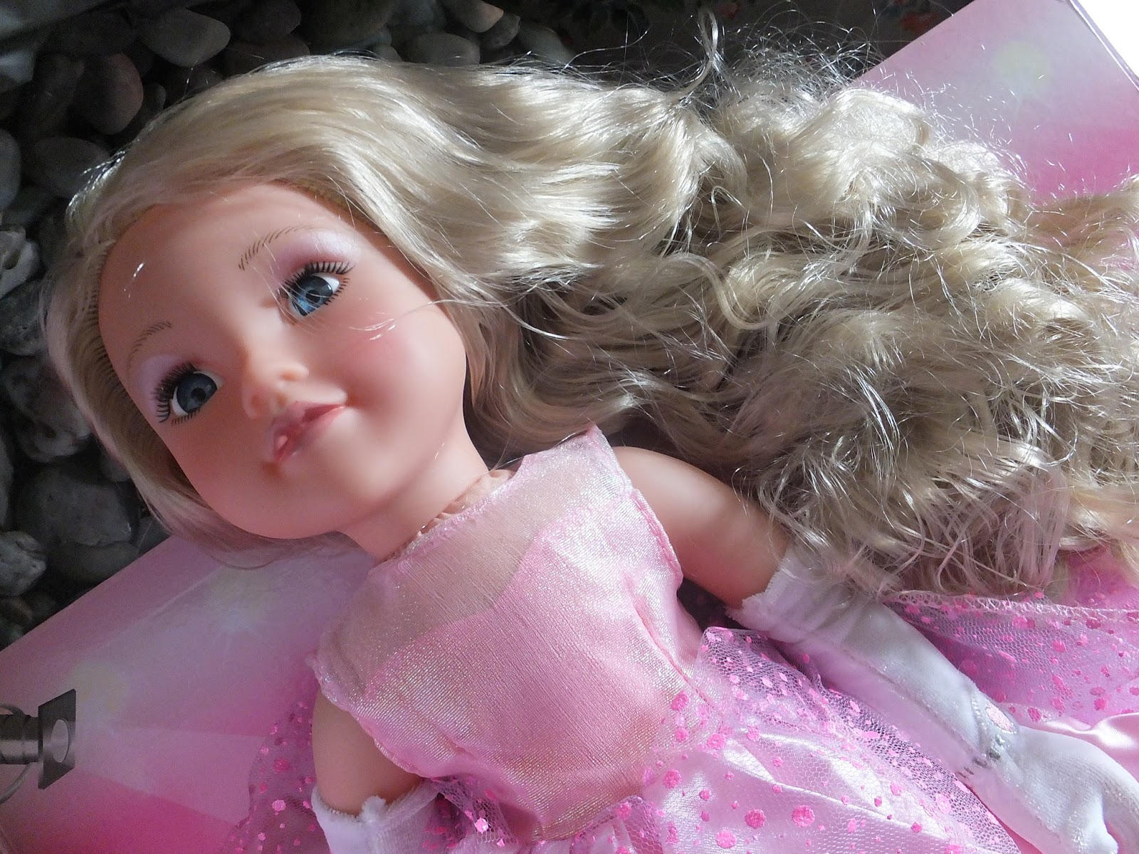 Review: Chad Valley Design a Friend Model Doll - Tiffany