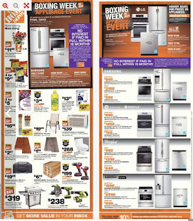 Home Depot flyer this week valid July 6 - July 12, 2017