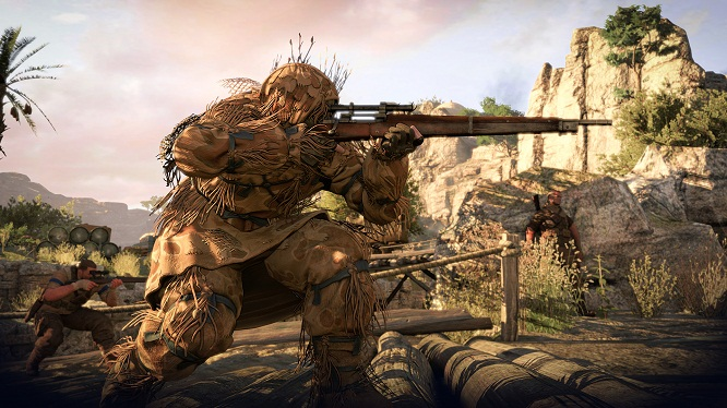 Free Sniper Elite 3 screenshot