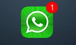 Mengaktifkan notifikasi whatsapp agar muncul