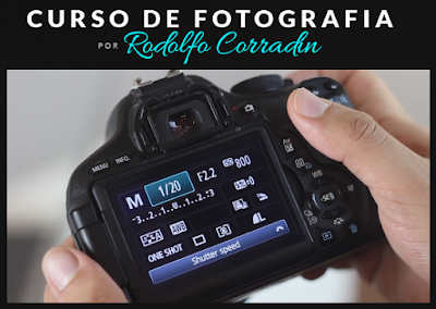 Curso de fotografia do Rodolfo Corradin
