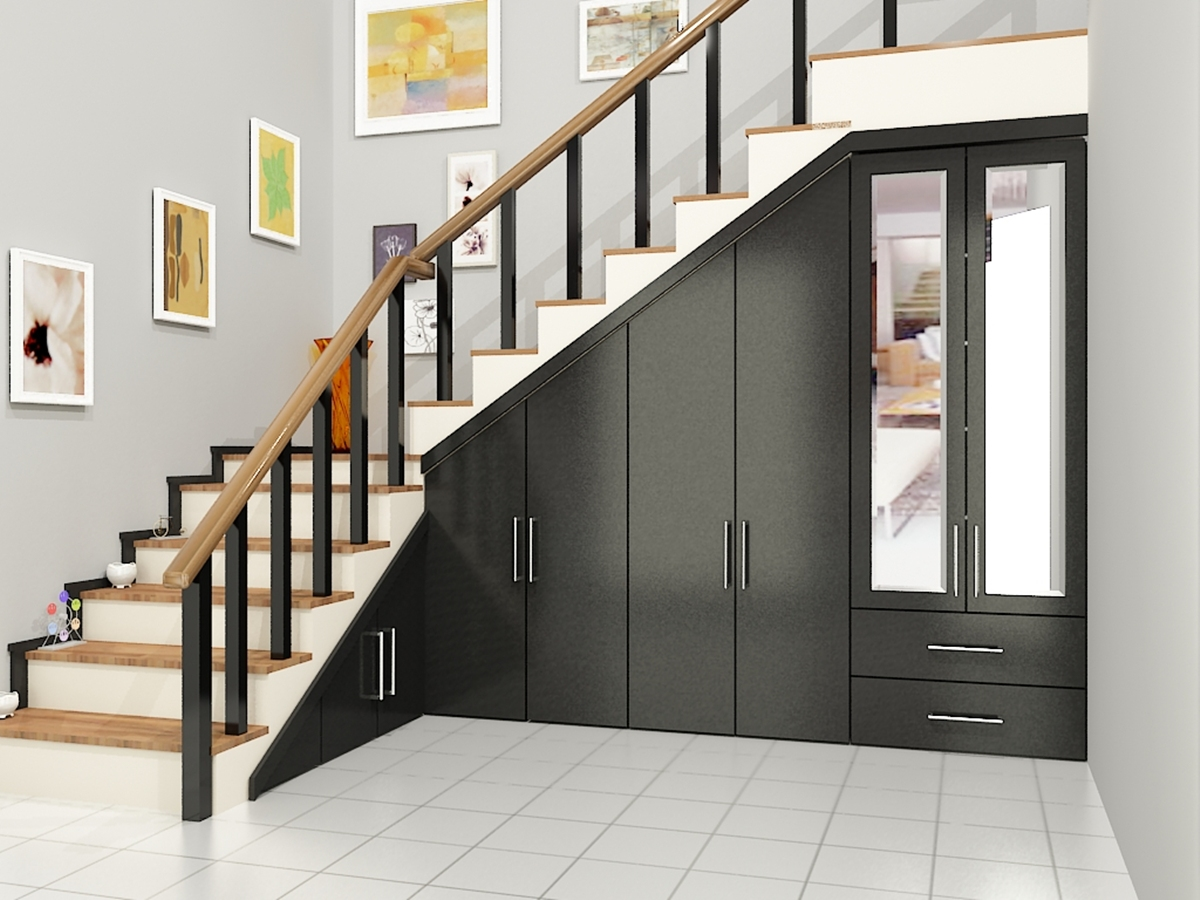 DOWN THE LADDER Dian Interior Design