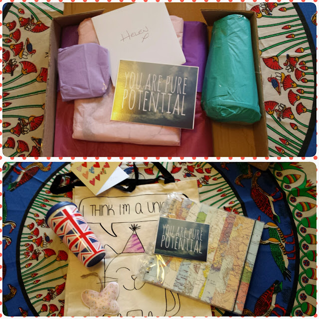 Thoughtful gifts I received