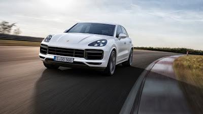 Nouveau Porsche Cayenne 2019 - Caractéristiques, Prix, Dates de sortie
