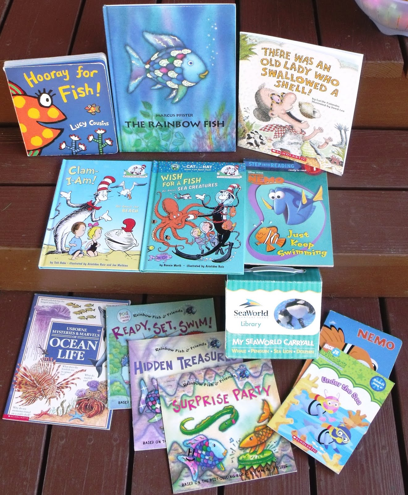 Nurturing Naters With Learning Activities At Home Ocean