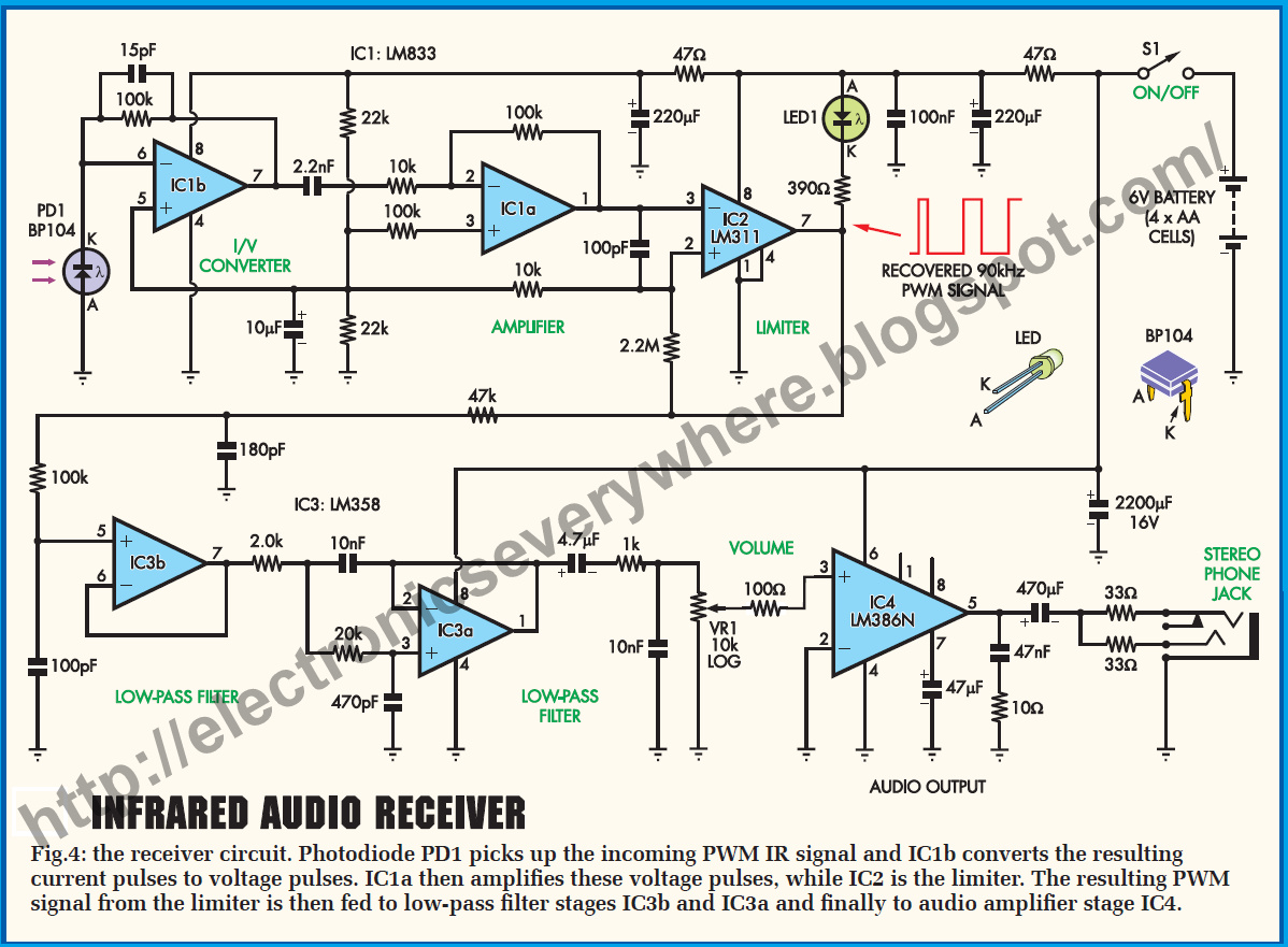 Fig 2nd Simple Telephone Hybrid Circuit