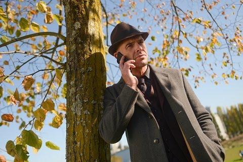 Paul Blackthorne as Detective Tom Hacket  in The Inbetween