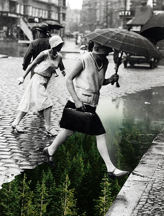 20-Puddle-Merve-Özaslan-Natural-Act-Photographic-Collage-Humans-with-Nature-www-designstack-co