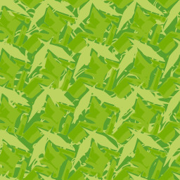 Free seamless JPG background pattern with abstract leaves.