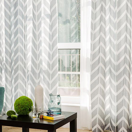 ... A Different Chevron Pattern In Gray. I Think These Would Look Great In  Our Home And Because The Design Is Simple, I Most Likely Wouldnu0027t Get Tired  Of ...