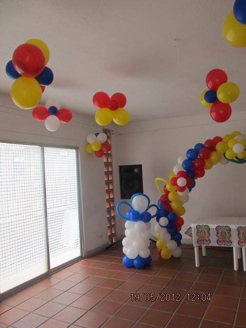 Decoracion para primera comunion recreacionistas for Decoracion los angeles