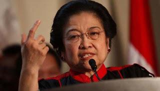 Ibu Megawati Sebut Orang yang Katakan Jokowi Diktator Seorang Pengecut