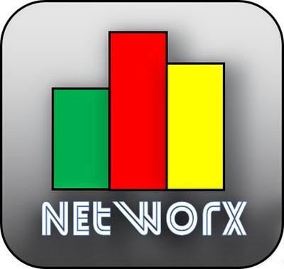 Informações sobre uso de internet no Windows - NetWorx