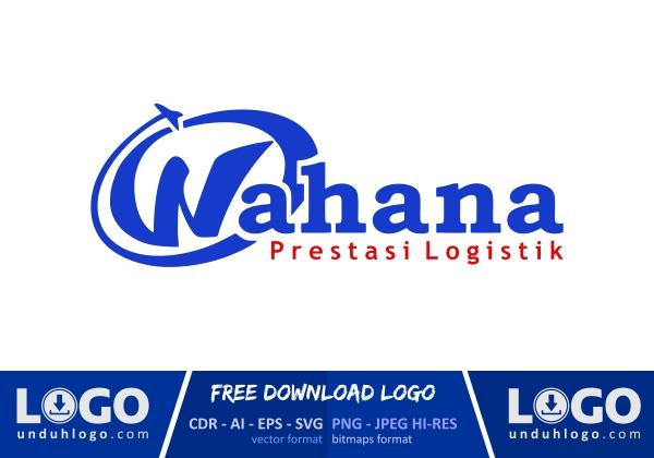 logo wahana logistik